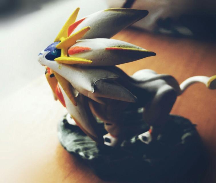 #solgaleo #pokemon #sun #lion #figure #drama