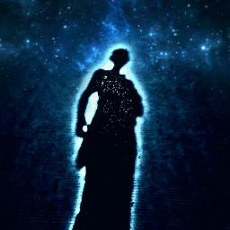 starry starrynight shadow universe freetoedit