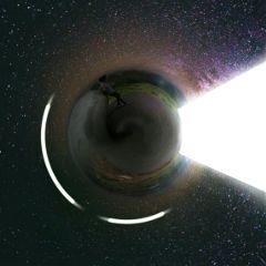 freetoedit surreal tinyplanet 360camera white