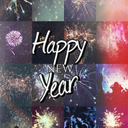 happynewyear 2017 newyear fireworks happy freetoedit