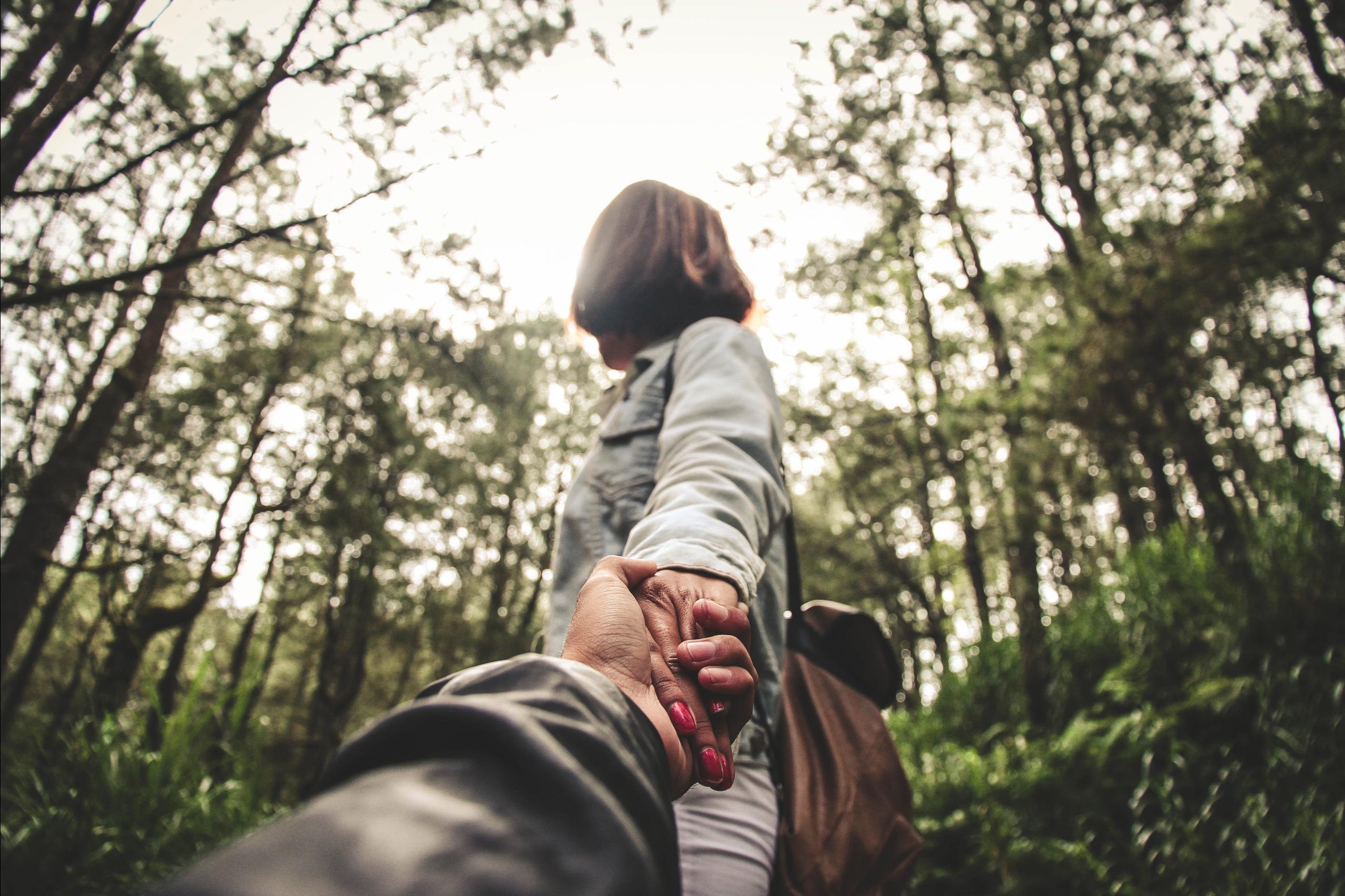 #FreeToEdit #love #couple #mydate #nature #forest