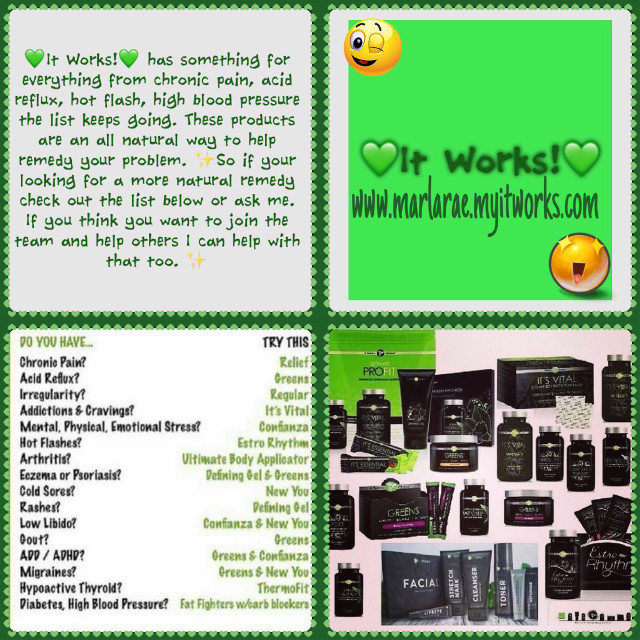 #itworks #paidtoparty #itworksgreens #FreeToEdit