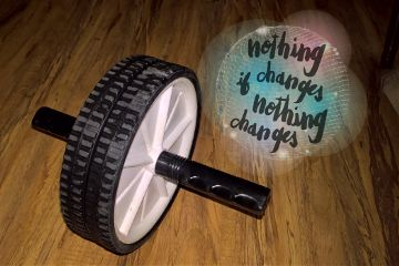 abs fitness wheel
