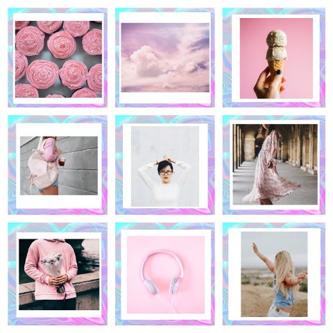 freetoedit moodboard holographicbackgrounds