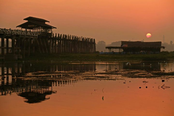 myanmarcountry sunset morning photography mandalay