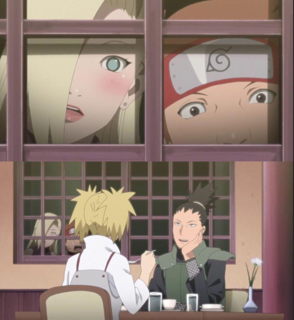 Shikamaru Dating Temari