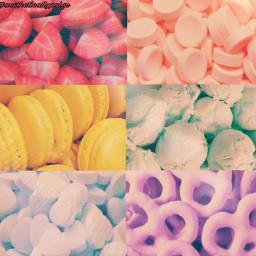 aesthetic food rainbow rushed aestheticallypaige