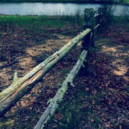 fence logs freetoedit