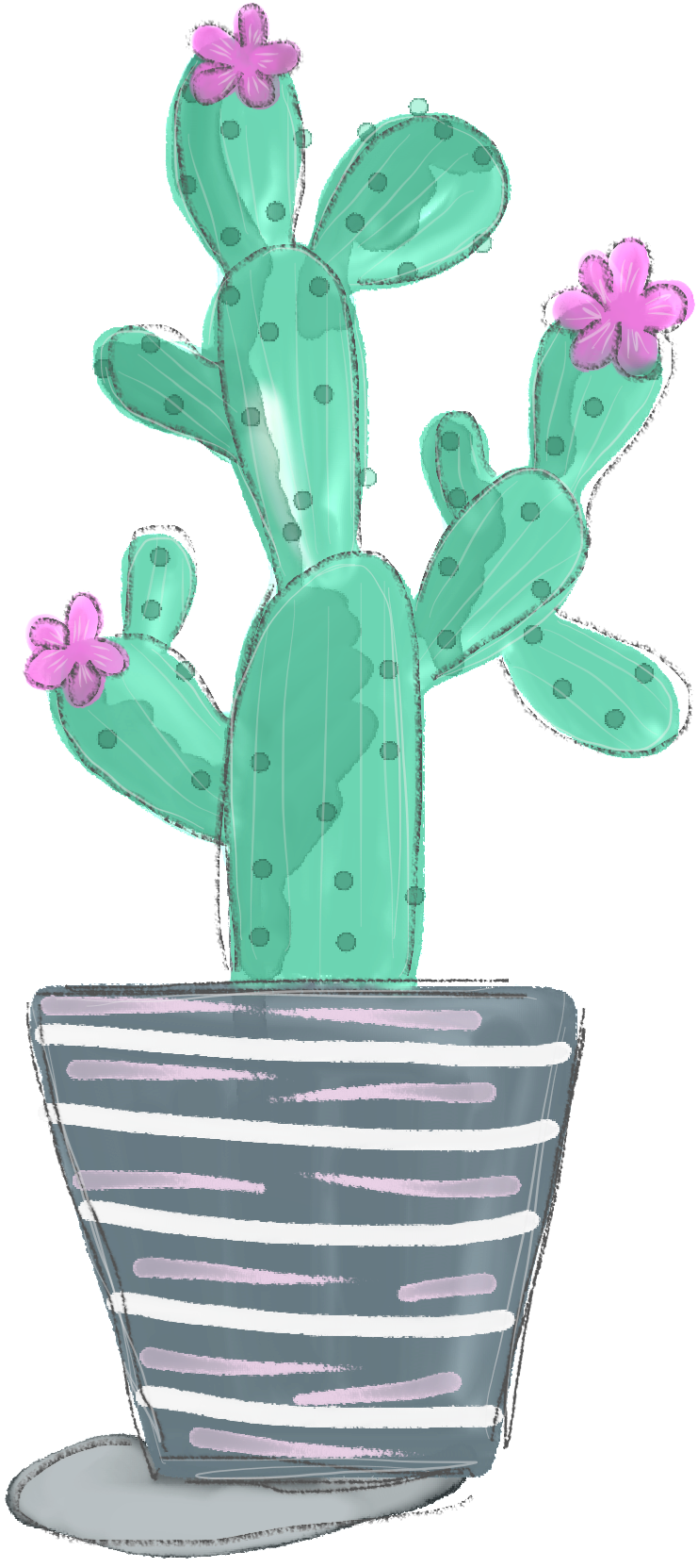 #FreeToEdit #ftestickers #cactus #plant
