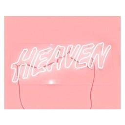 heaven pink pinkaesthetic aesthetic troyesivan freetoedit
