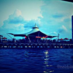 sky blue indonesia ancol